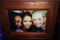 Caroline, Elena and Bonnie. <3