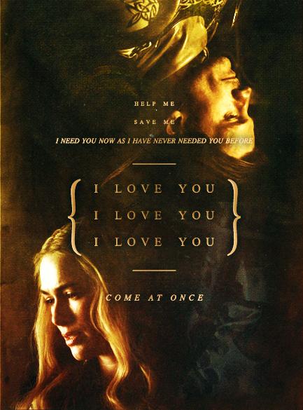 Cersei & Jaime