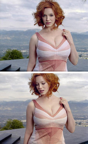 Christina Hendricks - demolitionvenom Photo