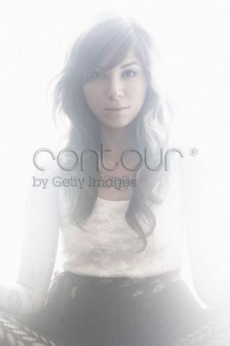 Christina Perri photo shoot