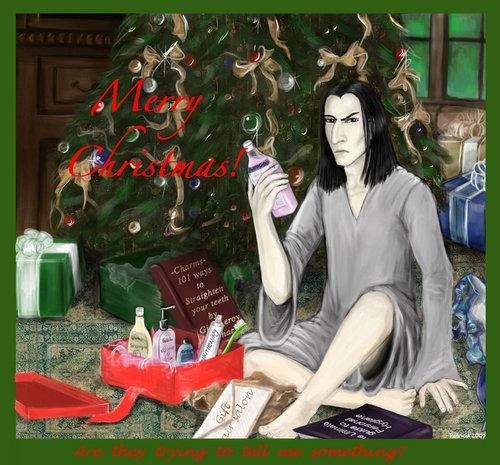 クリスマス morning