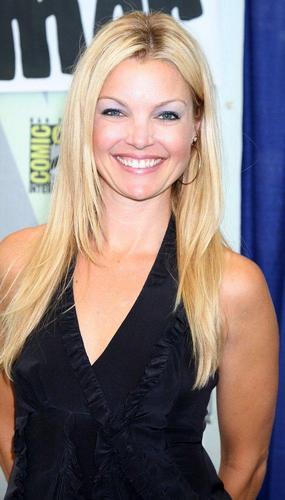 Clare Kramer Comic Con 2011
