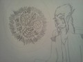 Coin of Light (uncolored) - random-role-playing fan art