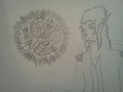 Coin of Light (uncolored)