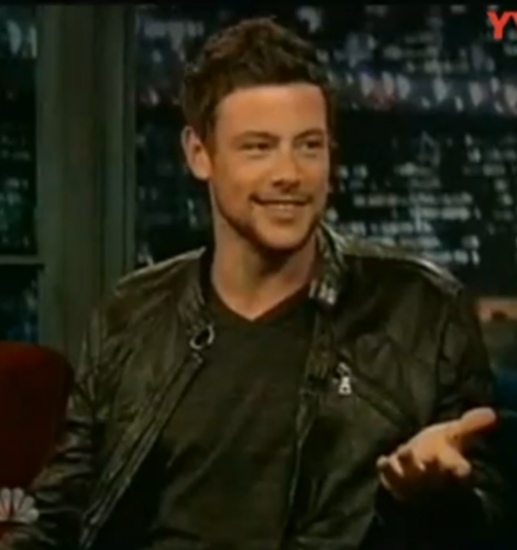 Cory Monteith on Jimmy Fallon (August 1, 2011)