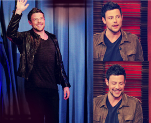 Cory being adorable (August 2011)<3