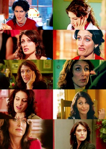 Cuddy's faces