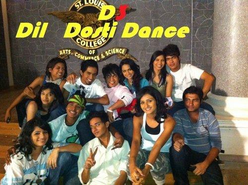 D3.. Dil dostio dance!!!