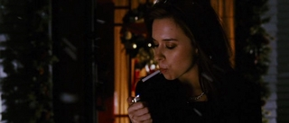 Horror films achtergrond called Dana (Black Christmas)