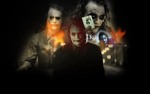 Dark Knight Joker