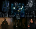 Dark castle - severus-snape wallpaper