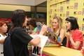 December 3rd 2008 - Musimundo, Atracción x4 Autographs Sign