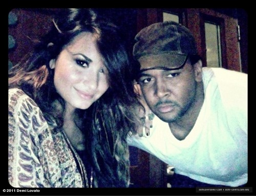 Demi - New Personal Photos