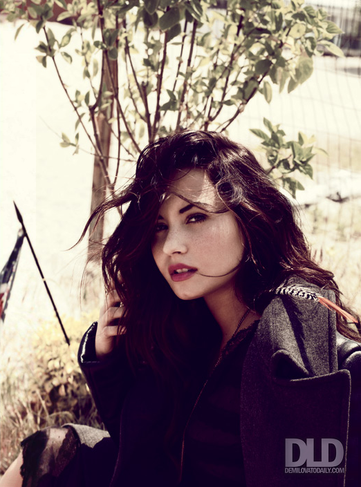 Demi - Photoshoots - D King 2011 - Demi Lovato Photo ...