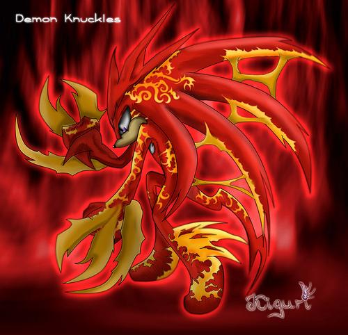 Demon Knuckles