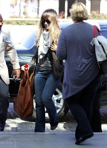 Departs from LAX Airport [August 4, 2011]