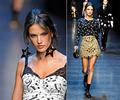 Dolce&Gabbana Women Winter 2012