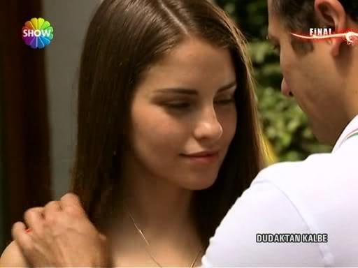 Turkish TV series Dudaktan kalbe