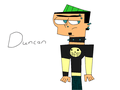 Duncan - total-drama-island fan art