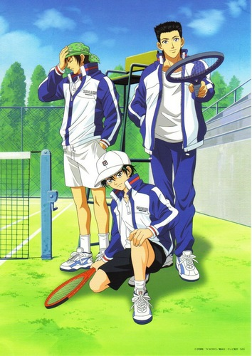 Echizen, Momoshiro & Kaidoh