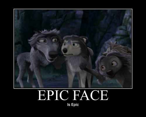 Epic Face Demo