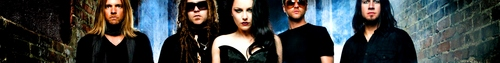 Evanescence Banner