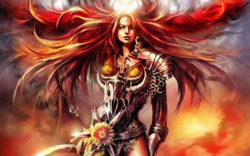 Fabtasy Warrior Girl