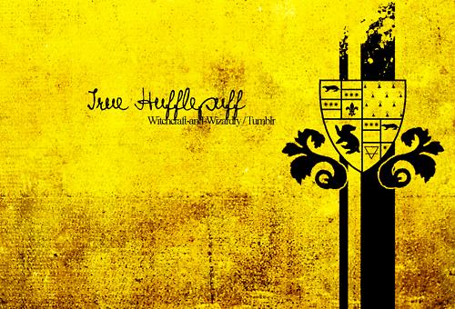 fan Art - Hufflepuff