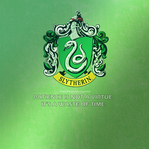 Фан Art - Slytherin