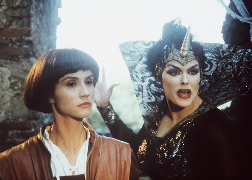 Fantaghiro and the Black Witch