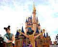 Flynn & Rapunzel @ Disney World