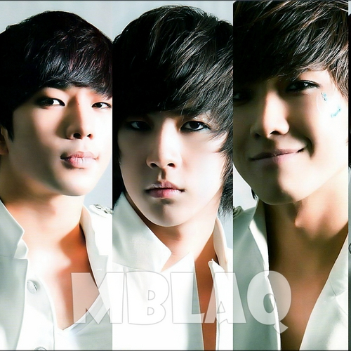 G.O, Thunder and Joon!