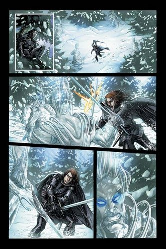 Game of Thrones Comic Book
