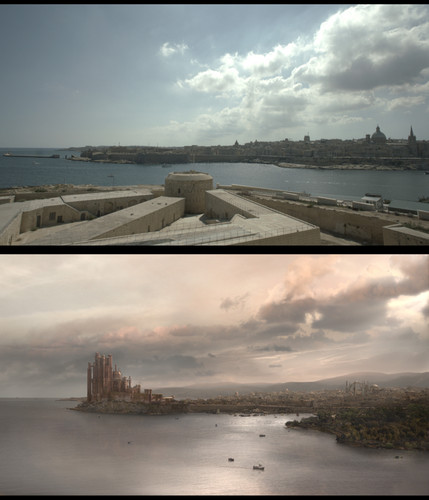 Game of Thrones: VFX 01