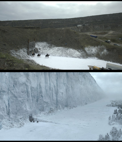 Game of Thrones: VFX 03