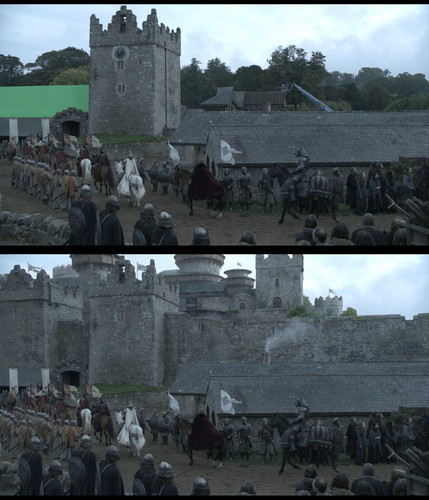 Game of Thrones: VFX 04