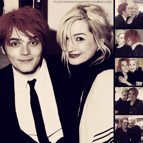 Gerard and Lyn-z
