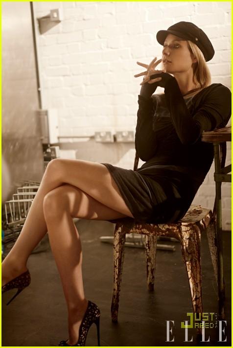 Gwyneth Paltrow Covers 'Elle' September 2011