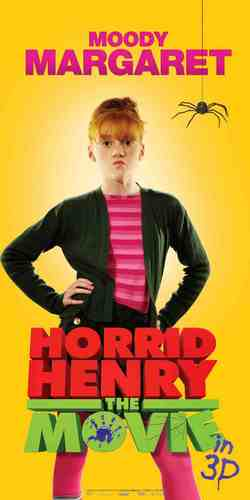 HORRID HENRY THE MOVIE