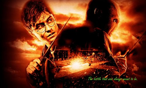 HP - Deathly Hallows