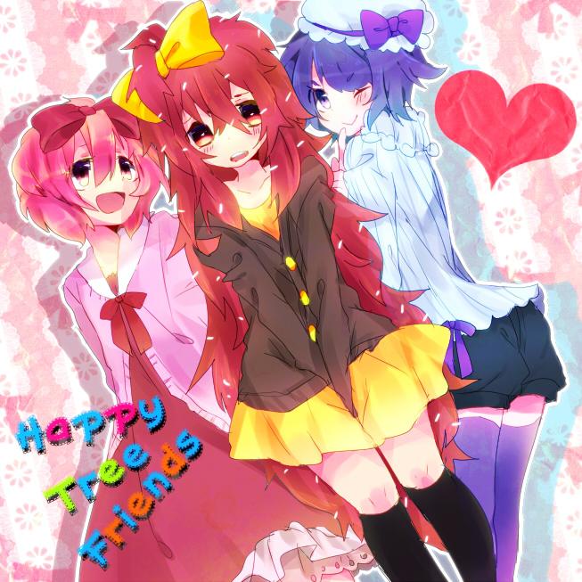 happy tree friends anime - photo #7