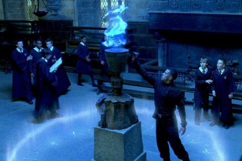 Harry Potter and the Goblet of আগুন