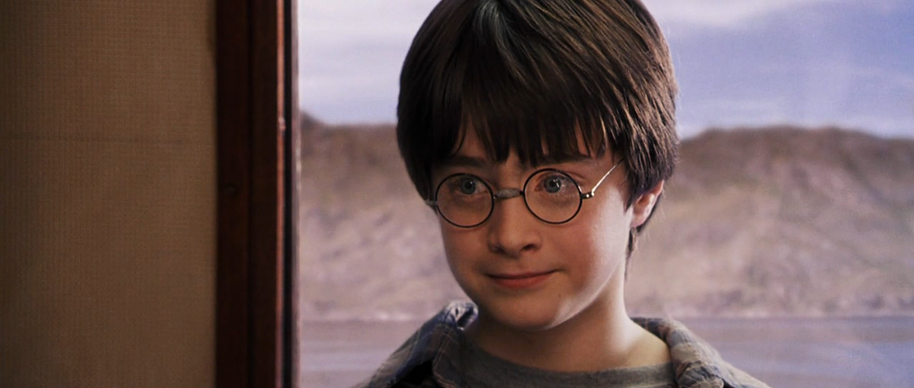 Harry Potter and the Sorcerer's Stone - harry-james-potter