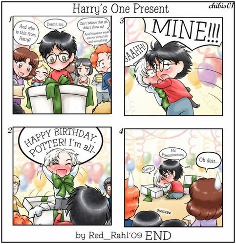 Harry's One Present