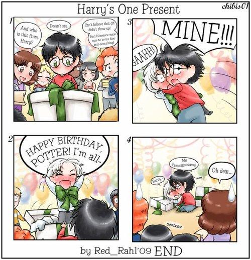 Harry's One Present