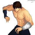Hokuto no ken Kenshiro / Niloloco - fist-of-the-north-star fan art