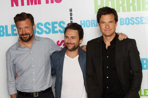 Horrible Bosses - UK Photocall