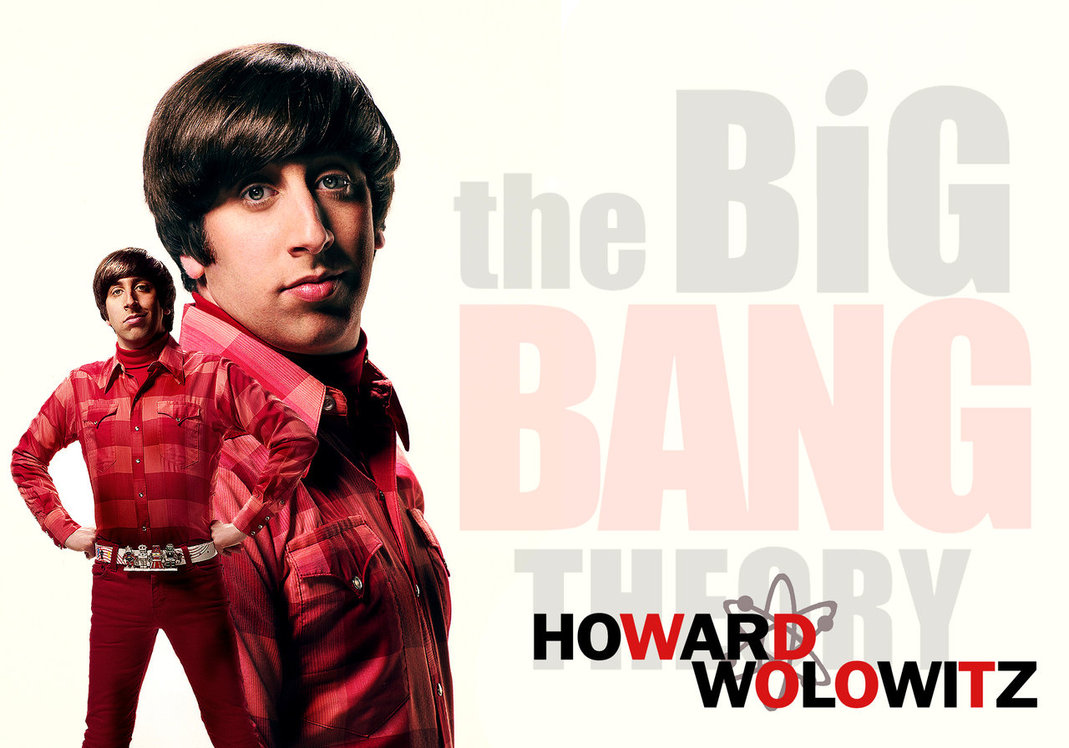 Howard Wolowitz Fan Art 24250505 Fanpop