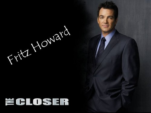 The Closer wallpaper containing a business suit, a suit, and a three piece suit entitled Howard