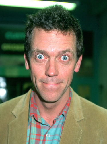 Hugh Laurie in the late 1990